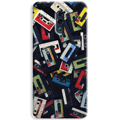 Retro Mix Tape Oppo Reno Case