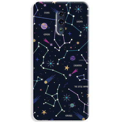 Constellation Doodle Oppo Reno Case