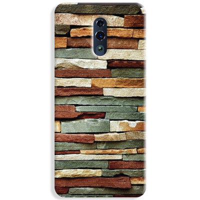 Brick Pattern Oppo Reno Case