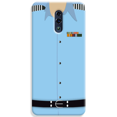 Air Force Uniform Oppo Reno Case
