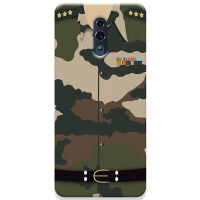 Army Uniform Oppo Reno Case
