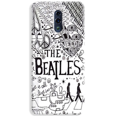 The Beatles Oppo Reno Case