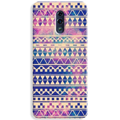 Tribal Galaxy Oppo Reno Case