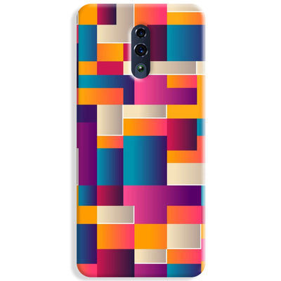 Colorful Abstract Oppo Reno Case