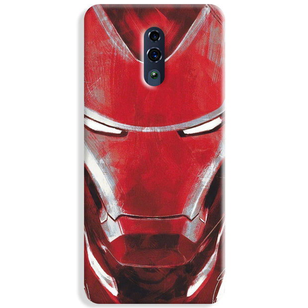 Ironman Charcoal Art Oppo Reno Case