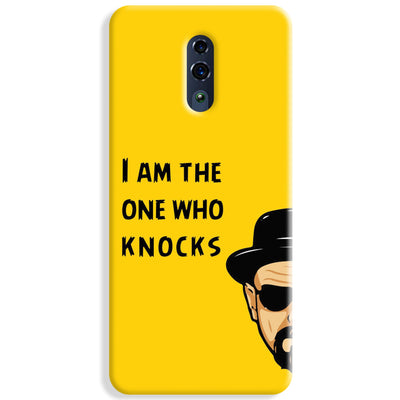 I Am The One Who Knocks Oppo Reno Case