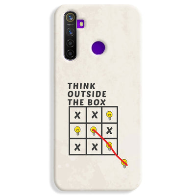 Think Outside the Box Realme 5 Pro Case