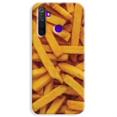 French Fries Realme 5 Pro Case