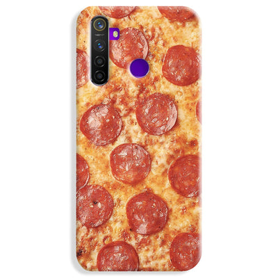 Pepperoni Pizza Realme 5 Pro Case