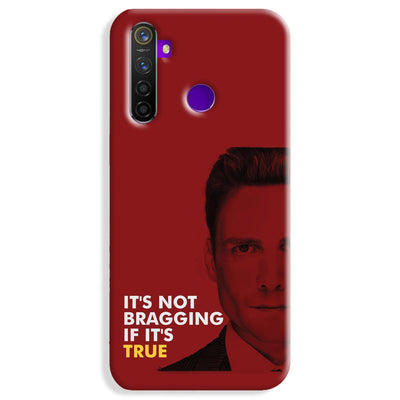 It's Not bragging if its true Realme 5 Pro Case