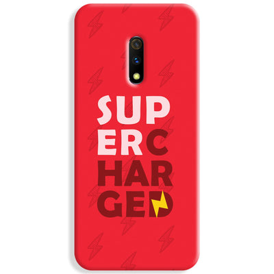 SuperCharged Realme X Case
