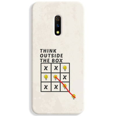 Think Outside the Box Realme X Case