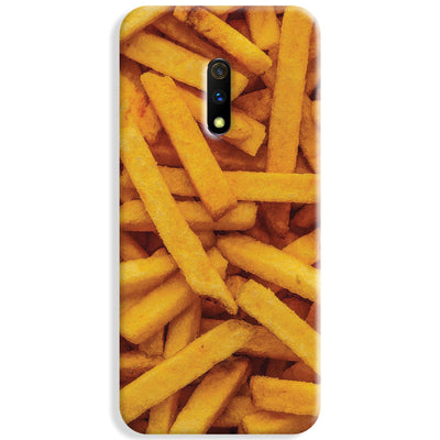French Fries Realme X Case