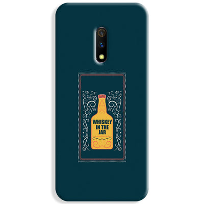 Whiskey In The Jar Realme X Case