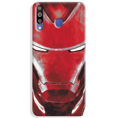 Ironman Charcoal Art Samsung Galaxy M30 Case