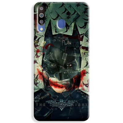 Bat Joker Samsung Galaxy M30 Case
