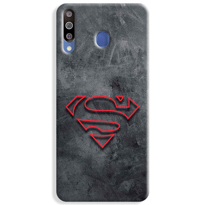 Superman Steel Samsung Galaxy M30 Case