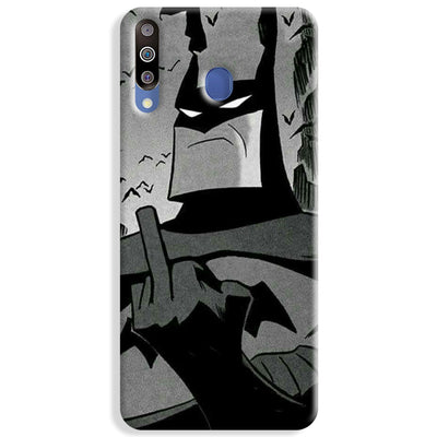 Back off Haters! Samsung Galaxy M30 Case