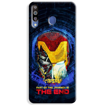 Endgame : Ironman Samsung Galaxy M30 Case