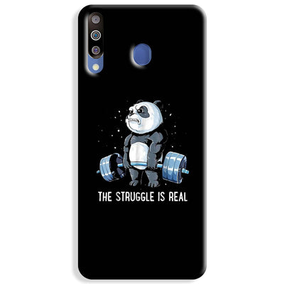 Struggle Samsung Galaxy M30 Case