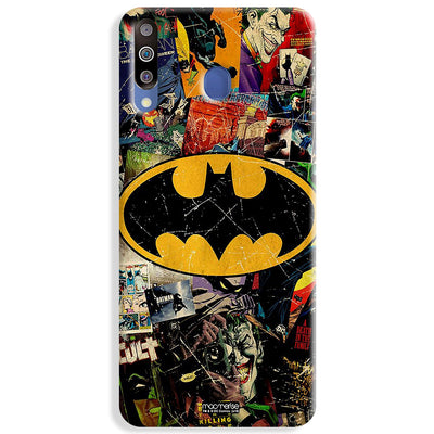 Bat Iconic Logo Samsung Galaxy M30 Case