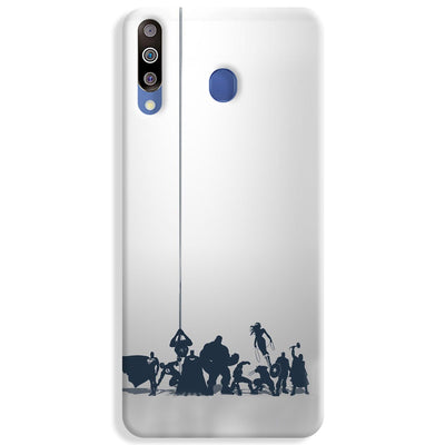 Marvel: The Avengers Samsung Galaxy M30 Case