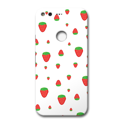 Strawberry Google Pixel Case