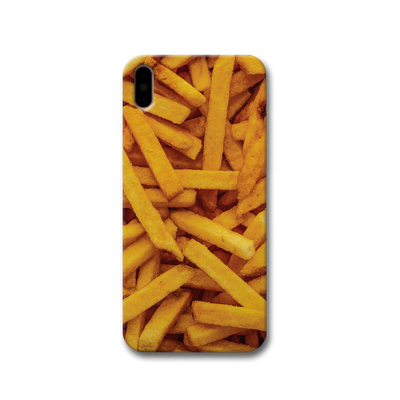French Fries Apple iPhone X Case