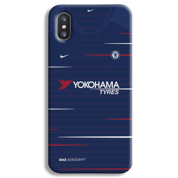 Chelsea Home iPhone X Case