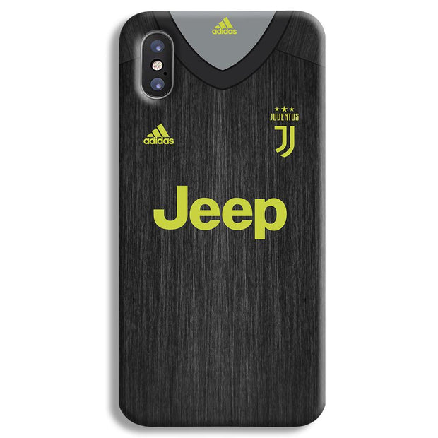 Juventus Third iPhone X Case