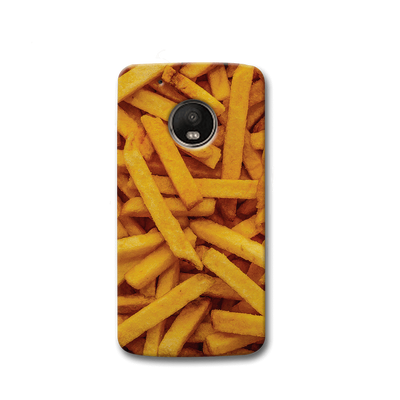 French Fries Moto G5s Case