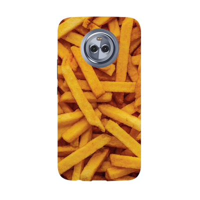 French Fries Moto X4 Case