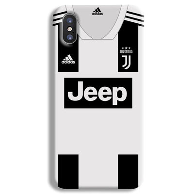 Juventus Home iPhone X Case