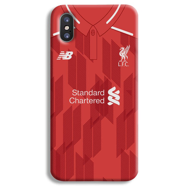 Liverpool Home iPhone X Case