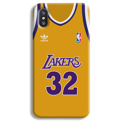 Lakers iPhone X Case