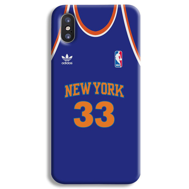 New york iPhone X Case