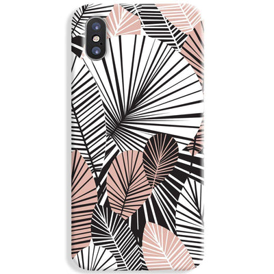 Modern Tropical iPhone X Case