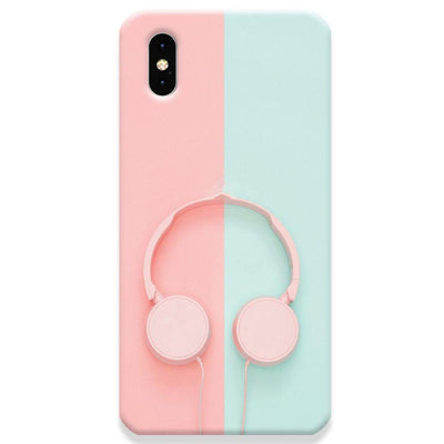 Shades of Music iPhone X Case