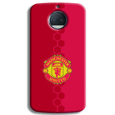 Manchester United Moto G5s Plus Case