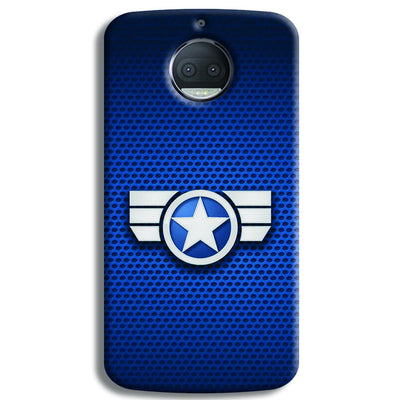 Captain America Secret Avengers Moto G5s Plus Case