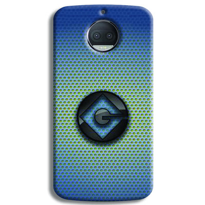 Gru Minion Moto G5s Plus Case