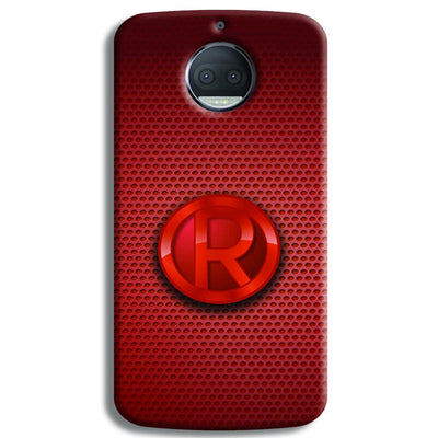 Red Arrow Moto G5s Plus Case