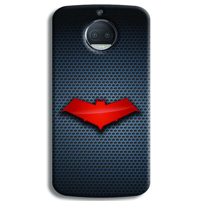 Red Hood Batman Moto G5s Plus Case