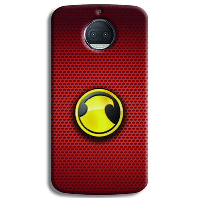 Red Robin Moto G5s Plus Case