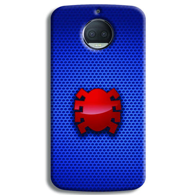 Spider Man Comix Moto G5s Plus Case