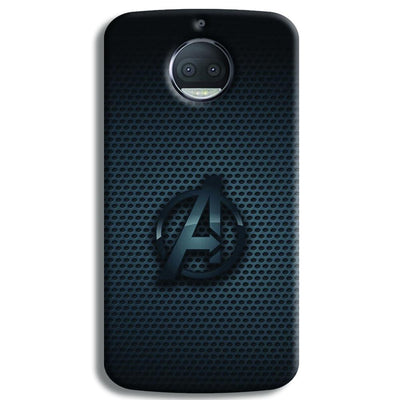 Avenger Grey Moto G5s Plus Case