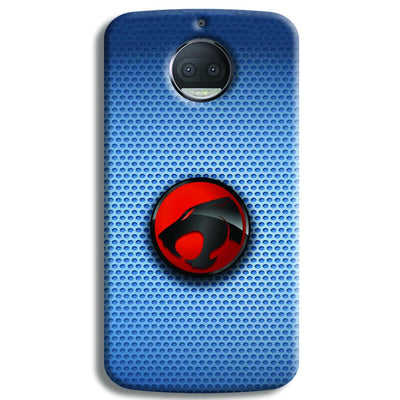 The Thunder Cats Moto G5s Plus Case
