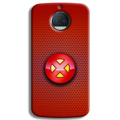 X Man Moto G5s Plus Case