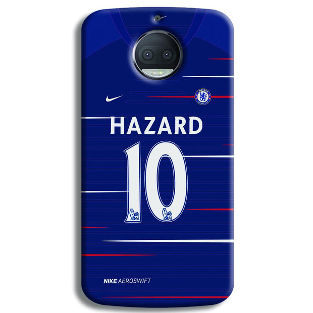 Hazard Jersey Moto G5s Plus Case