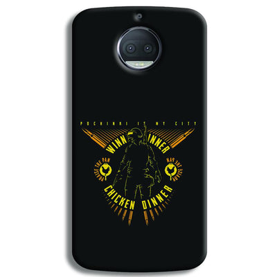 Pubg Playerunknowns Battlegrounds Moto G5s Plus Case